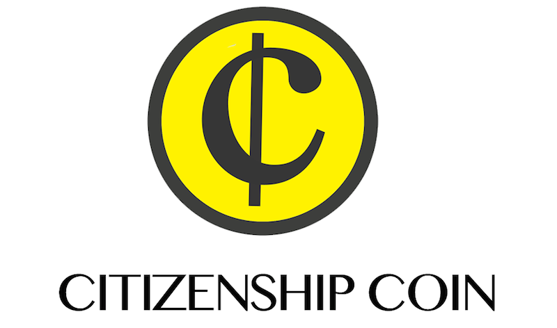 Citizenship coin